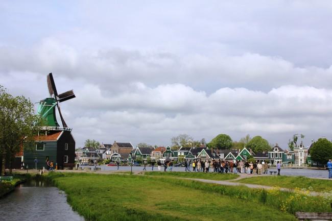 Zaanse Schans, Belanda