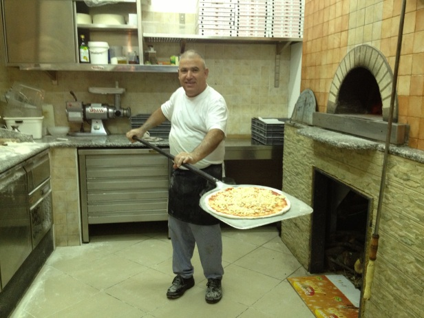 Pizza asli Italia