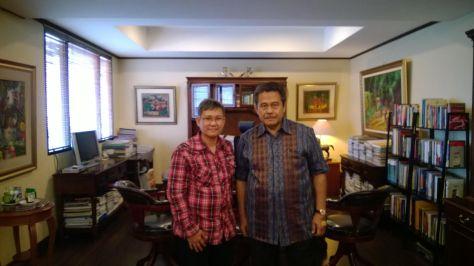 Fahmi Idris dan KSP1