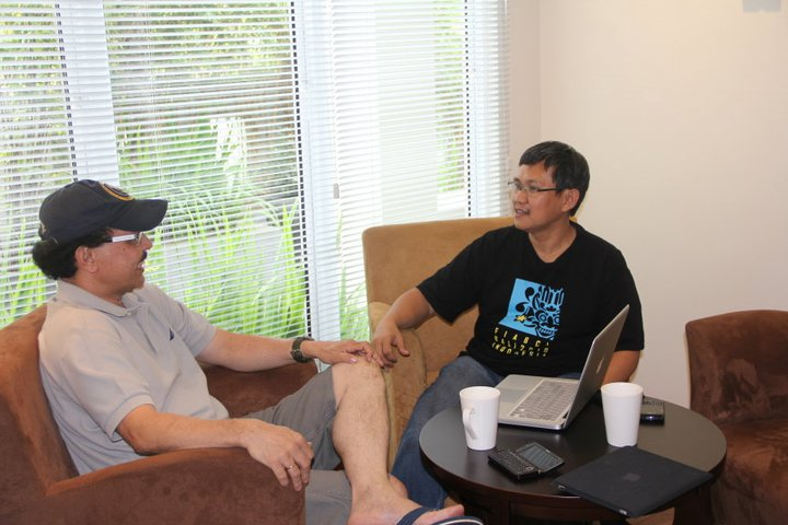 Wawancara Andy Noya