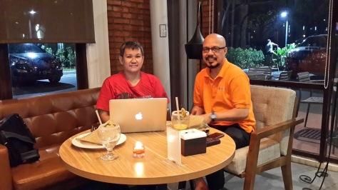 Bersama Andy Noya, 13 September 2014