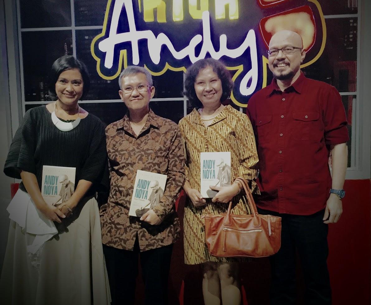 Bersama Andy Noya dan Sarah Sechan