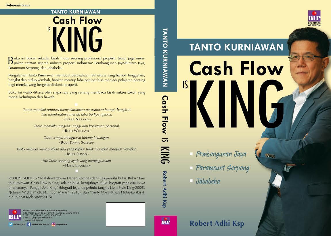 Sampul Cash Flow is King