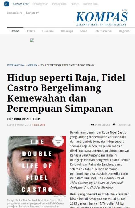 Buku Fidel Castro