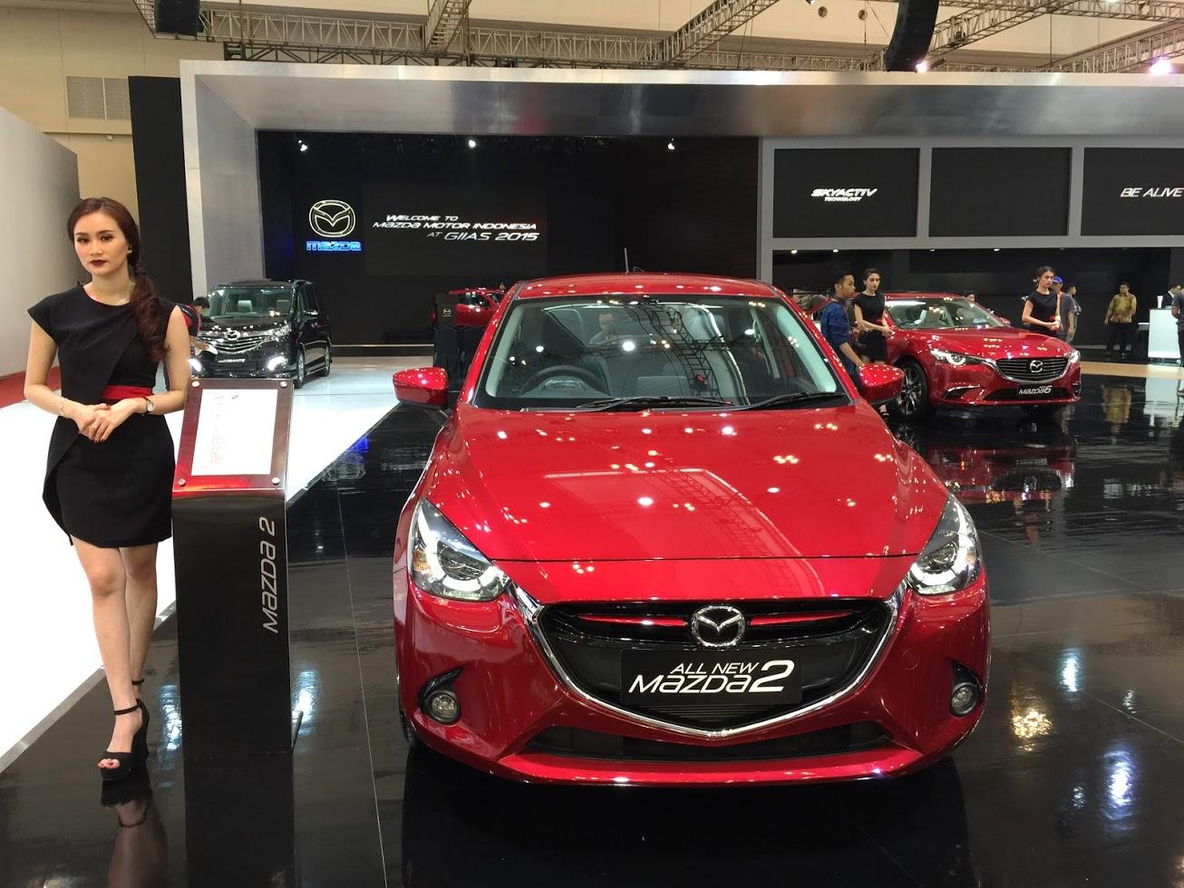 All New Mazda 2 FOTO: ROBERT ADHI KUSUMAPUTRA