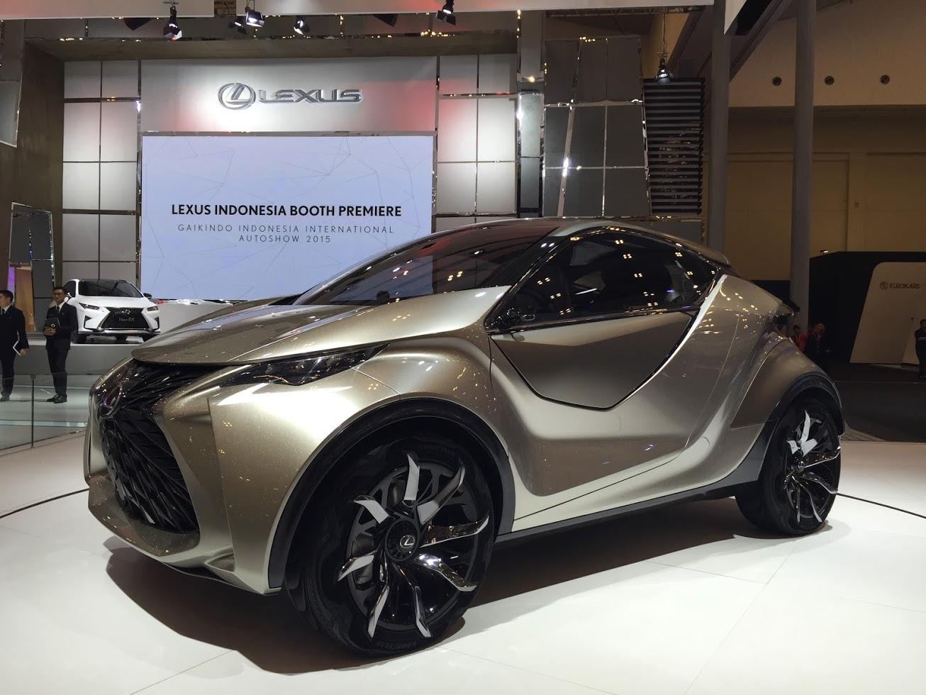 Lexus LFSA - Concept Car FOTO: ROBERT ADHI KUSUMAPUTRA