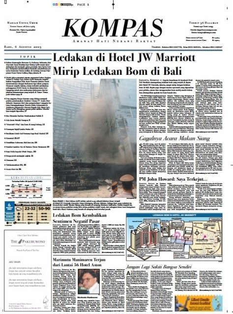 Kompas 5 Agustus 2003
